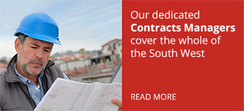 Dedicated contracts managers